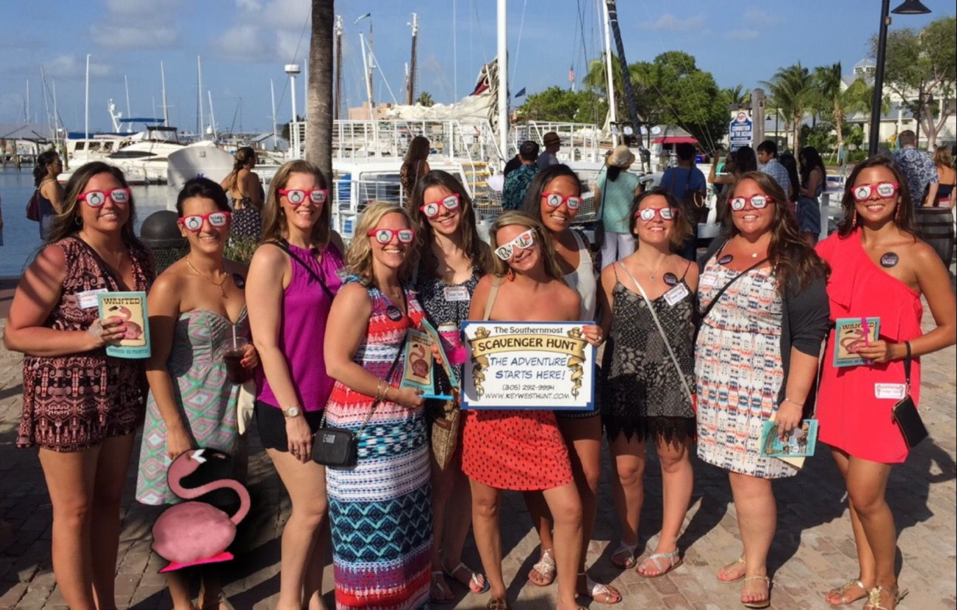Having A Bachelorette Party In Key West Come Join Our Whirlwind