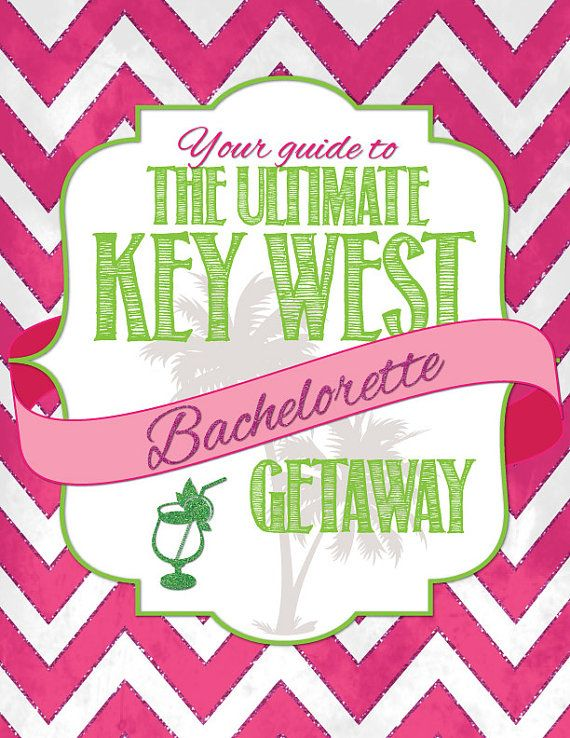 Your Guide To The Ultimate Key West Bachelorette Getaway Includes