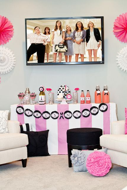 Bridesmaids Movie Inspired Girls Night In Party Ladies Night