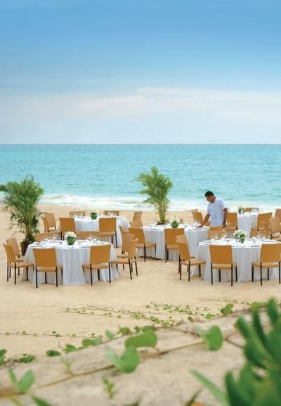 10 Wedding Venues With Private Beaches Beach Wedding Locations