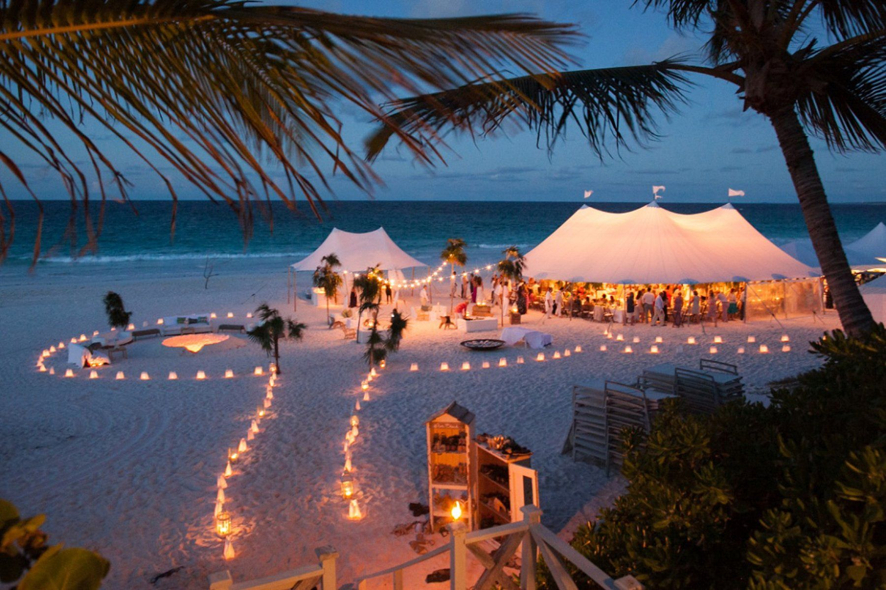 Beautiful Beach Wedding With Images Simple Beach Wedding