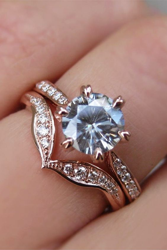 42 Wedding Ring Sets That Make The Perfect Pair Wedding Ring