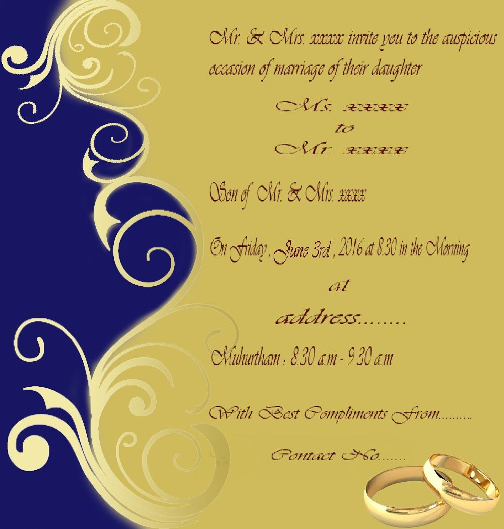 How To Create Wedding Invitation Card In Photoshop Create