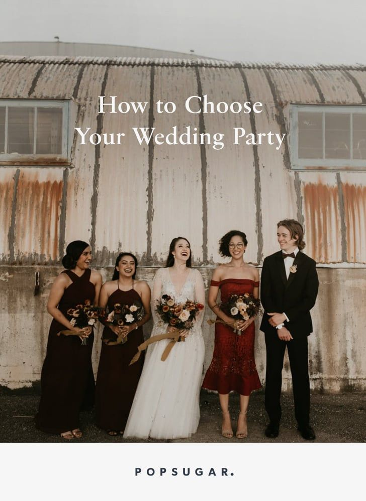 The Best Advice I Got About Choosing My Bridal Party Bridal