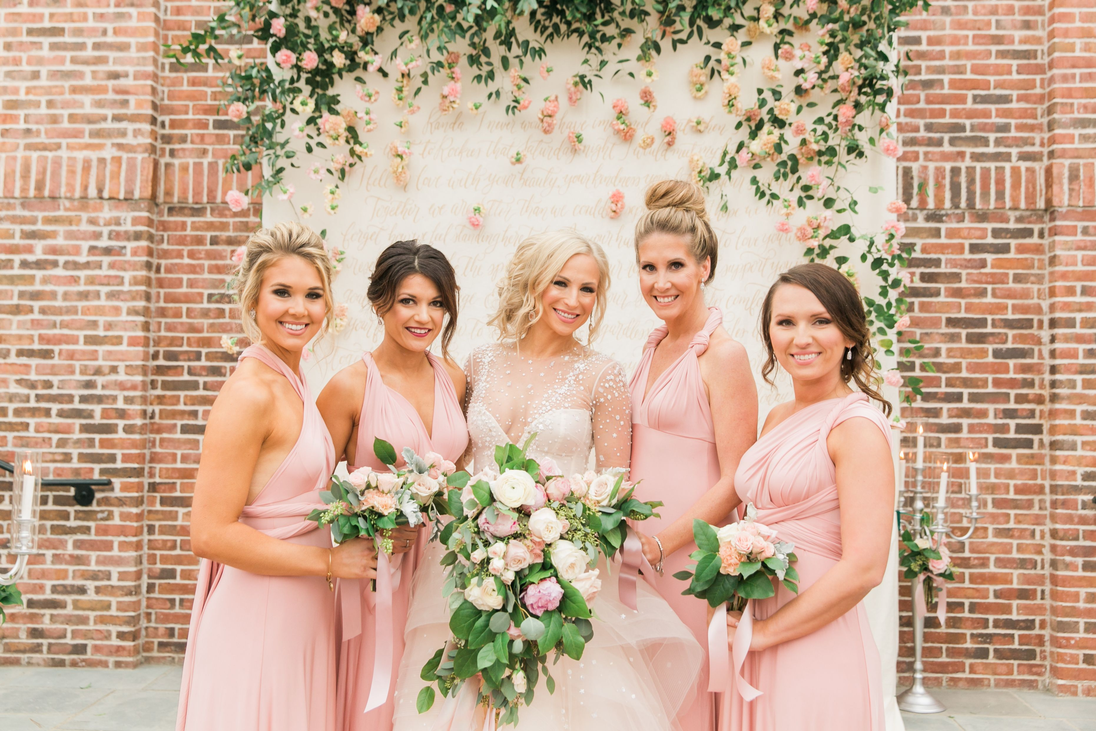 How To Choose Your Bridesmaids Bridal Party Bridal Party