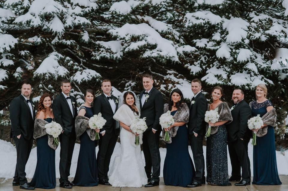 Tips For Choosing The Perfect Bridal Party Dresses Wedding Dress
