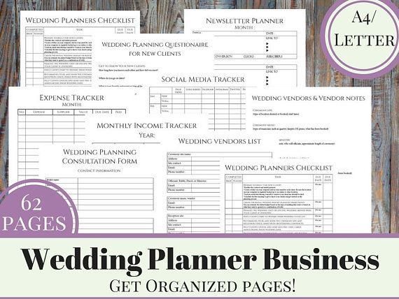 Wedding Planner Business Wedding Organizer Business Event Planner Business Planner Wedding Planner Business Wedding Organizer Planner Small Business Planner
