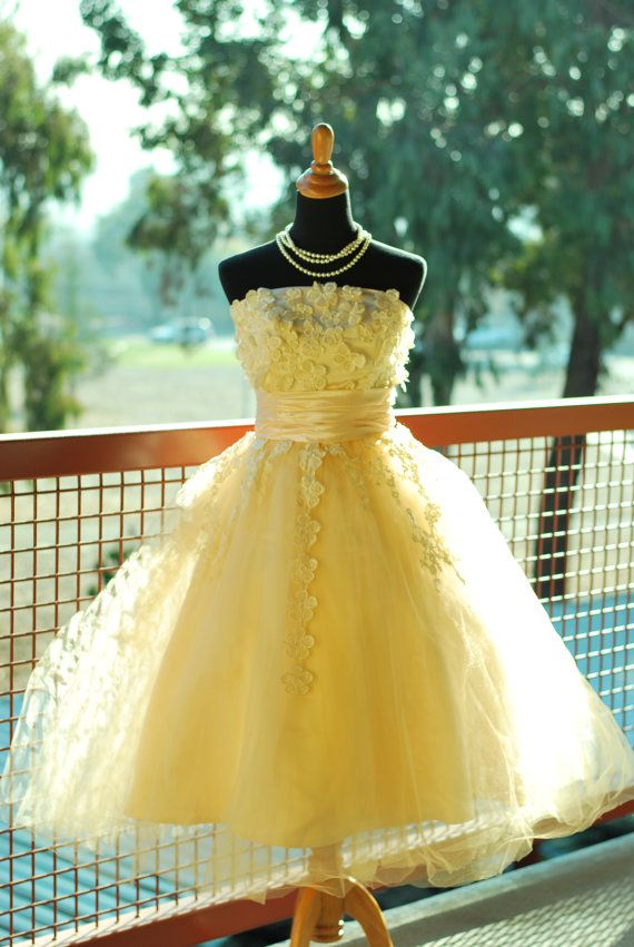 Delightful Ball Gown Dresses Yellow Dresses Yellow Wedding
