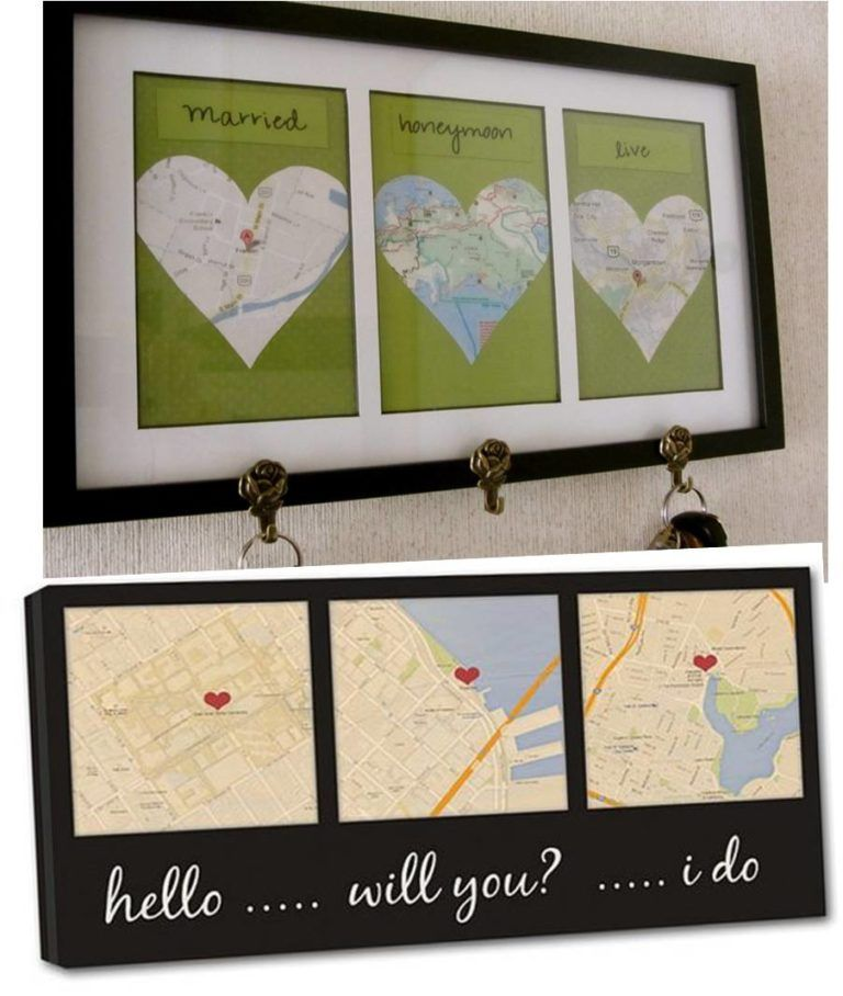 First Wedding Anniversary Gift To Make Diy Wedding Anniversary