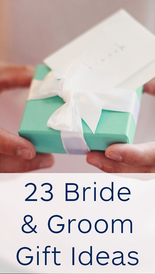 23 Presents For The Bride Groom Gift Exchange Bride And Groom