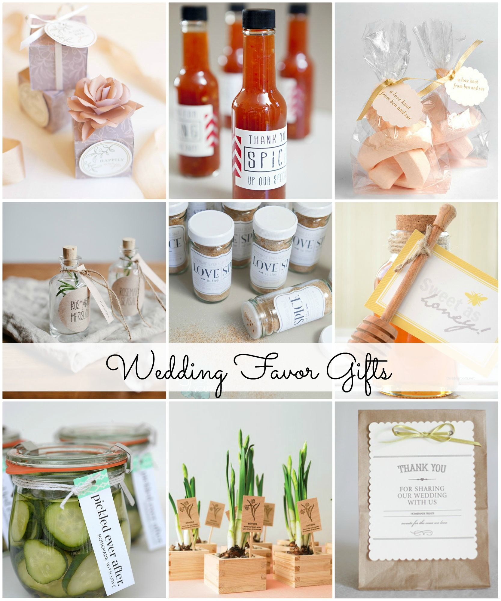 Wedding Favor Gift Ideas Wedding Gift Favors Modern Wedding