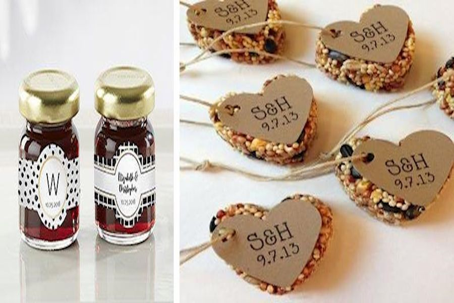 Wedding Table Gift Ideas For Guests Wedding Favour Ideas For