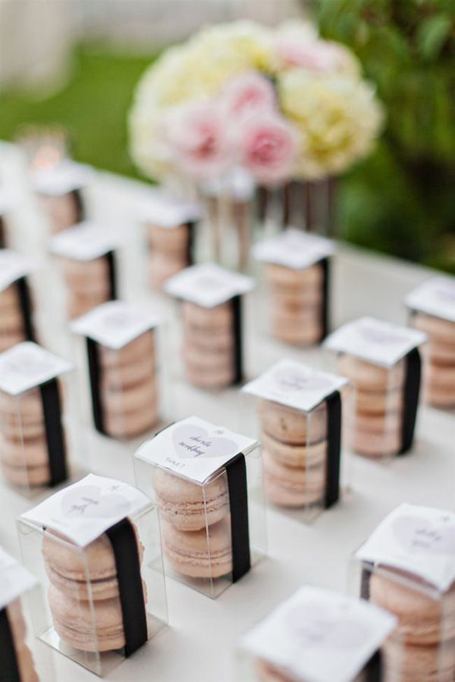 4 Elegant Wedding Favor Ideas Wedding Gift Favors Wedding Gifts