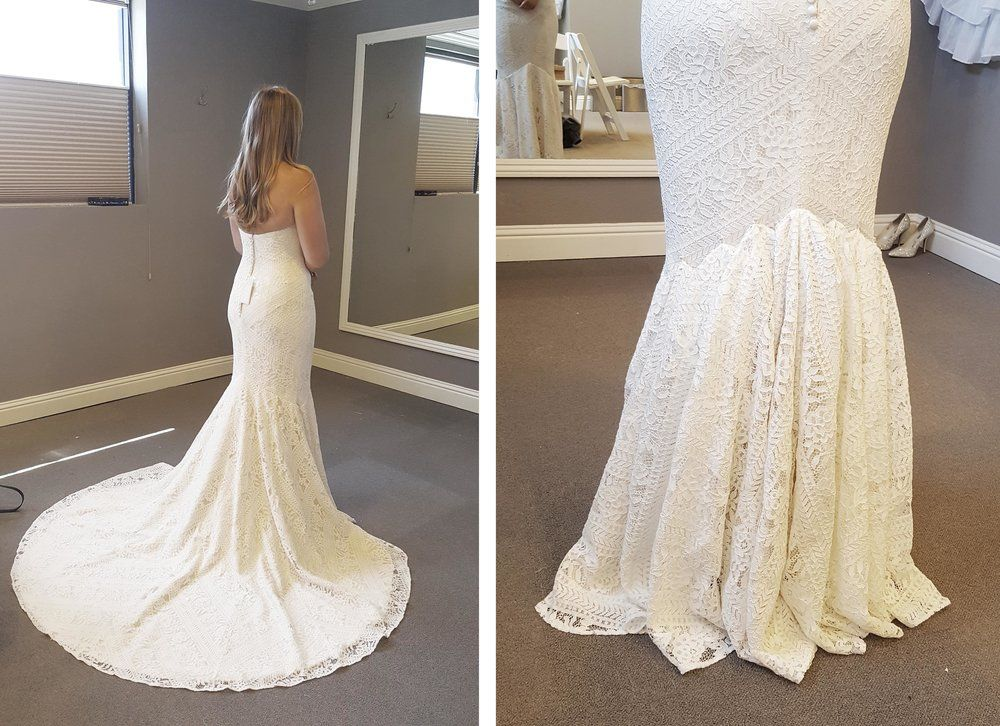 Foto Wedding Dress Alterations Santa Rosa