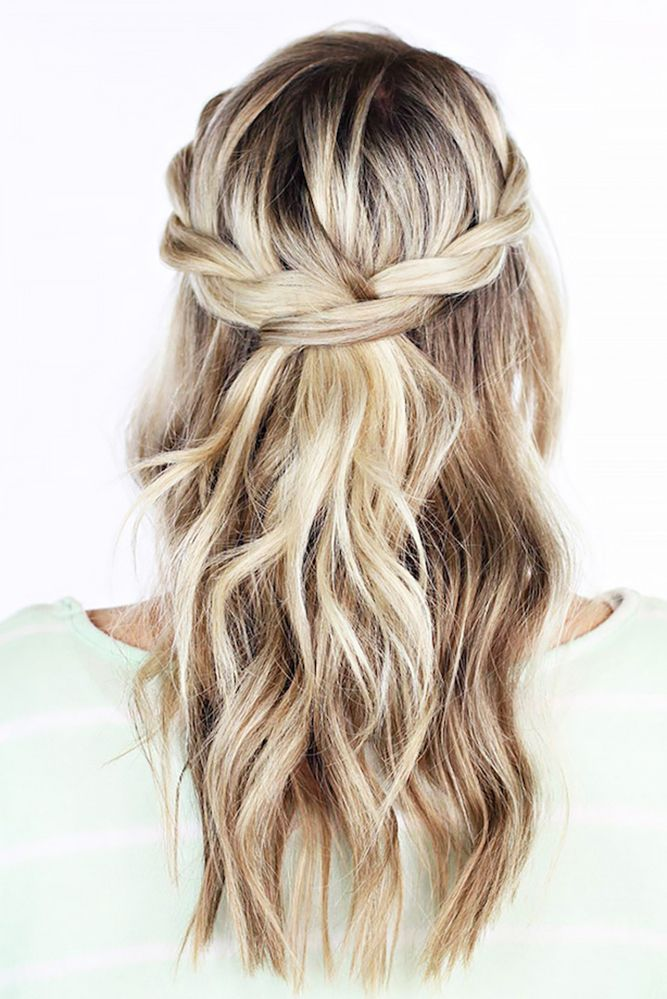 42 Wedding Guest Hairstyles The Most Beautiful Ideas Wedding