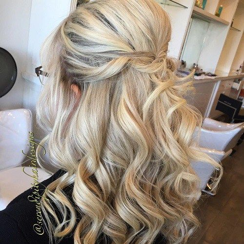 20 Lovely Wedding Guest Hairstyles Guest Hair Mother Of The