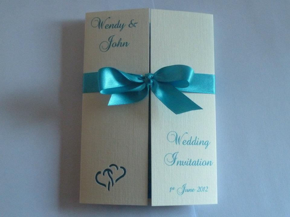 Tri Fold Wedding Invitation Template Tri Fold Wedding