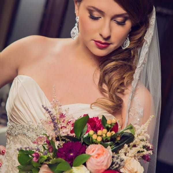Kristy S Artistry Design Team Wedding Hair And Makeup Bridal