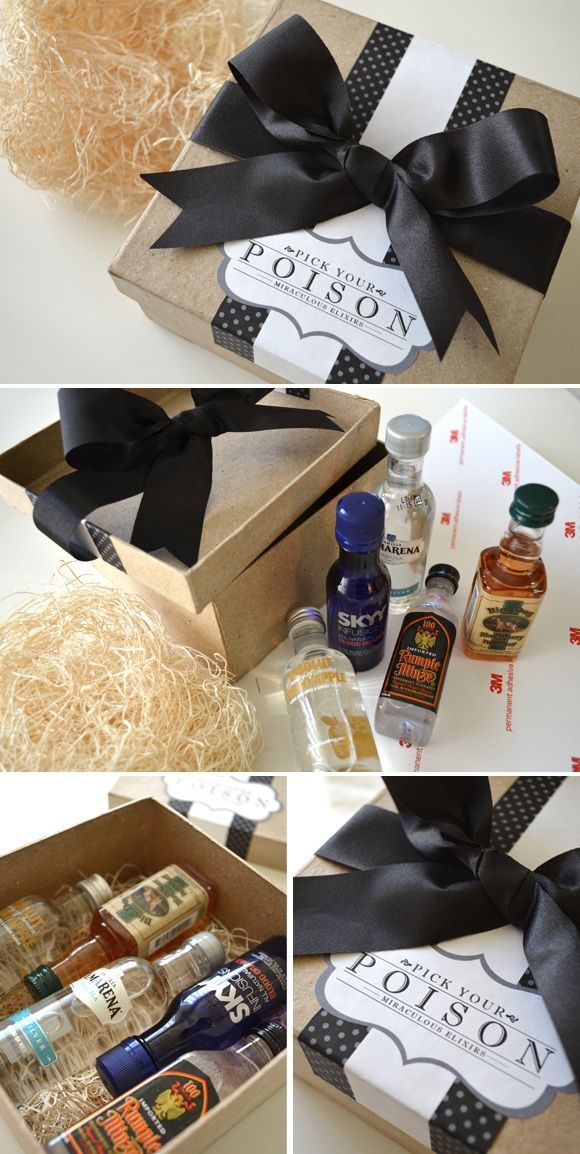 Diy Bridal Party Gift 3 Cute Idea To Give Everyone The Morning
