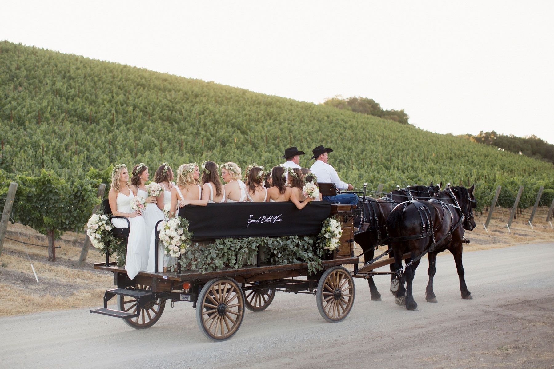 Fun Nontraditional Ideas For Wedding Transportation