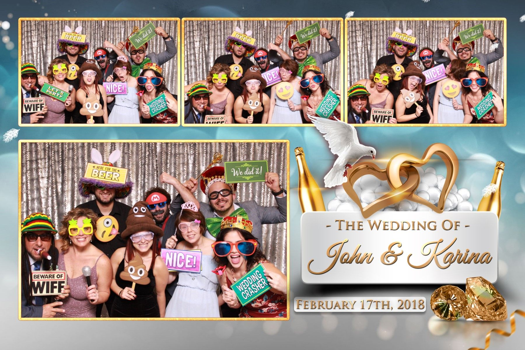 Pin On Wedding Photo Booth Events