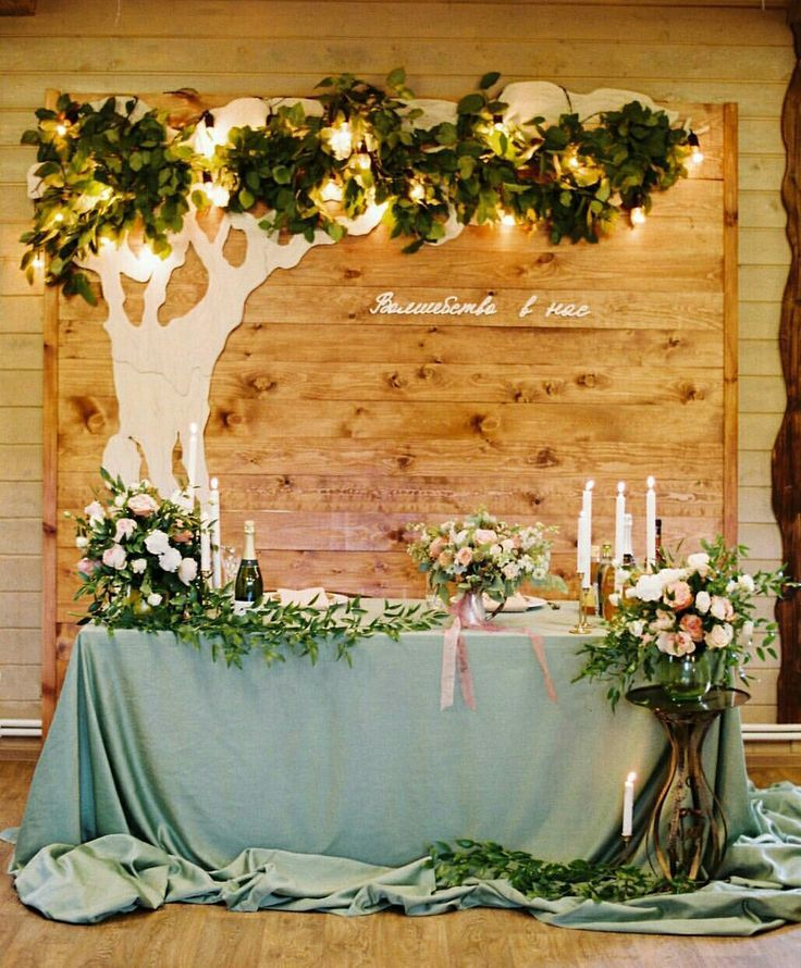 Custom Backdrops Make A Huge Statement For Your Wedding Reception