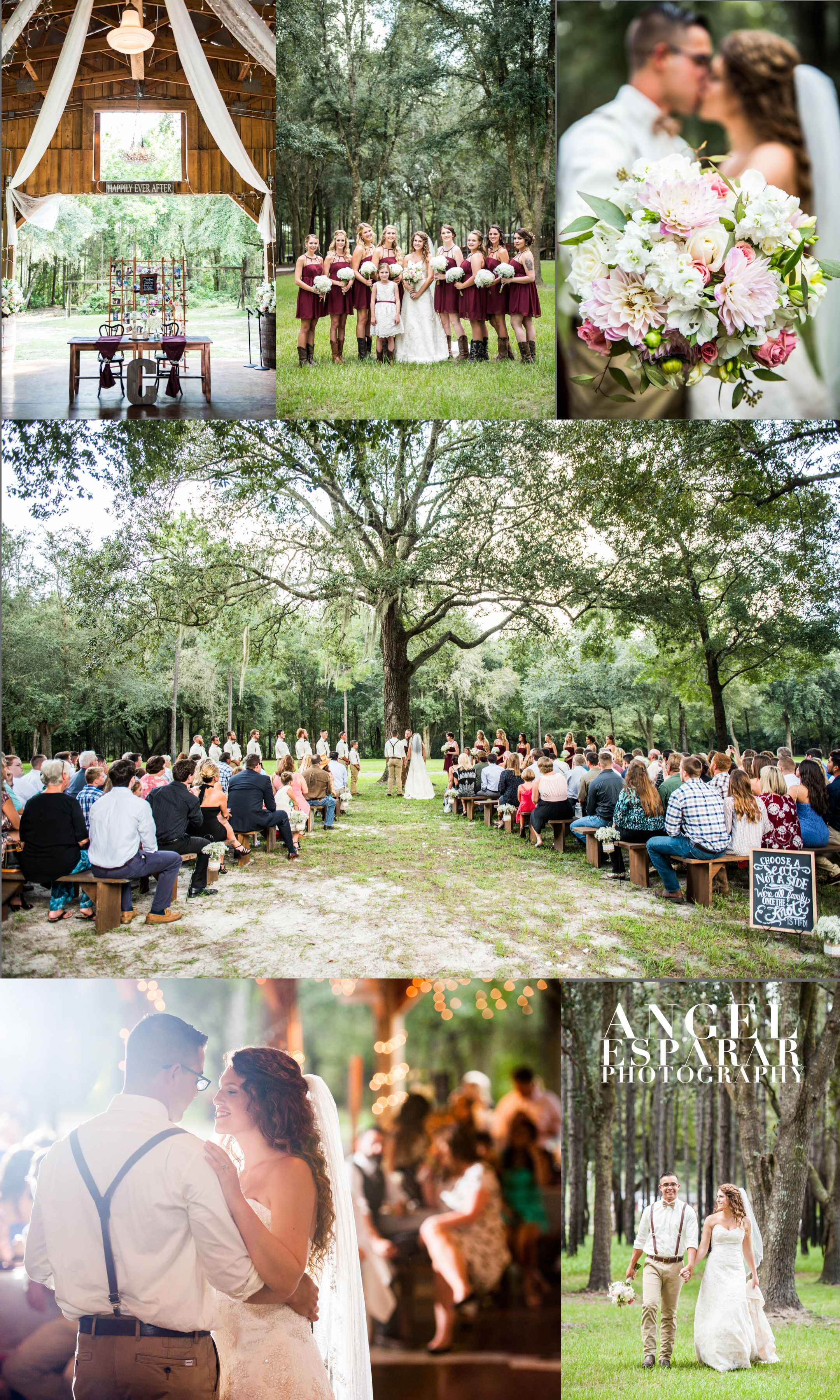 Jacksonville Florida And Fayetteville North Carolina Wedding And