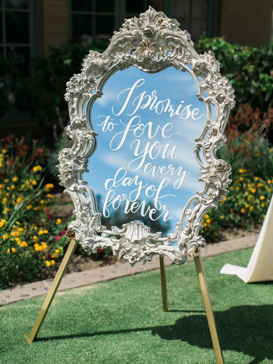 12 Wedding Signs You And Your Guests Will Love With Images