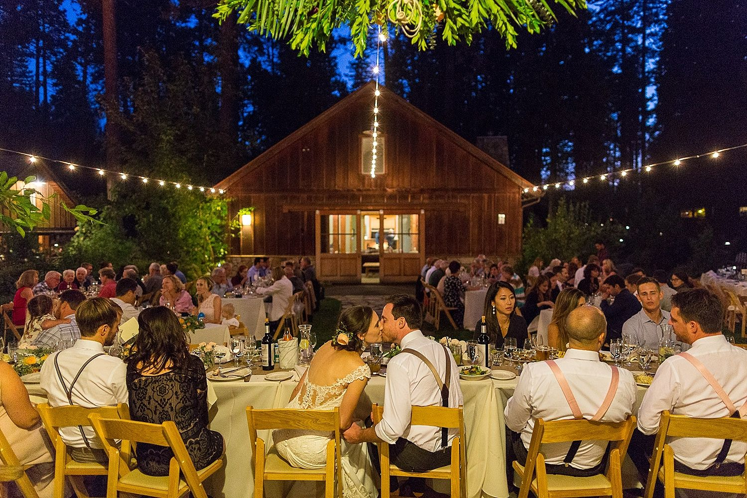 Playful Yosemite Wedding At Evergreen Lodge Yosemite Wedding
