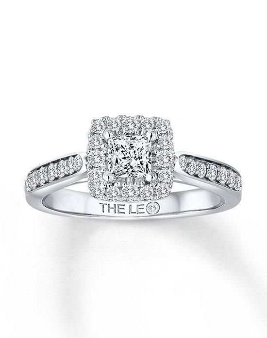 Kay Jewelers Engagement Ring From Leo Diamond Collection In White