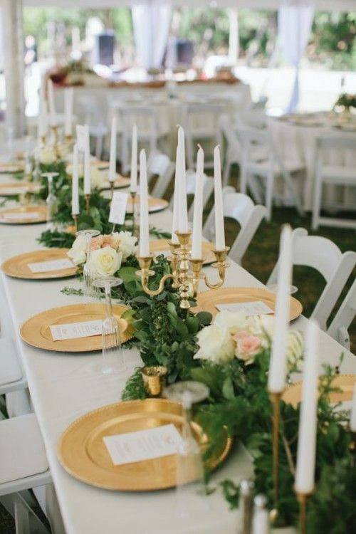 16 Diy Wedding Table Runner Ideas Table Runners Wedding Diy