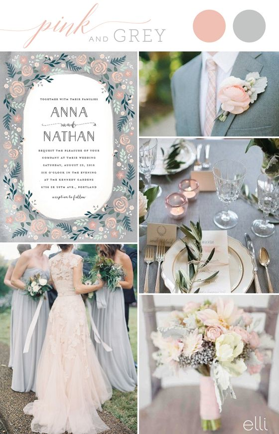 2017 Summer Wedding Color Trends Wedding Theme Colors Summer Wedding Colors Wedding Themes Summer