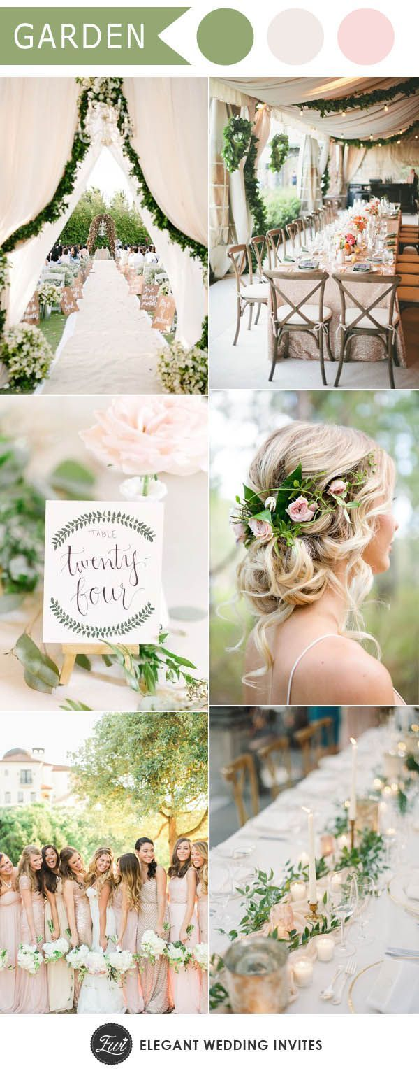 Ten Trending Wedding Theme Ideas Garden Theme Wedding Wedding