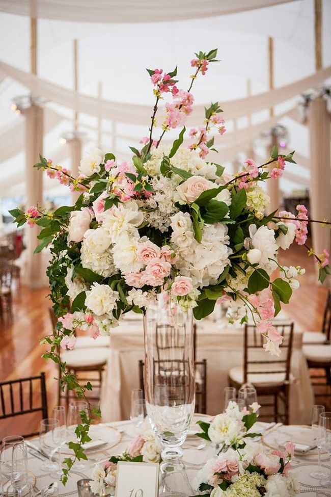Spectacular Spring Wedding Centerpiece Decor Ideas Spring
