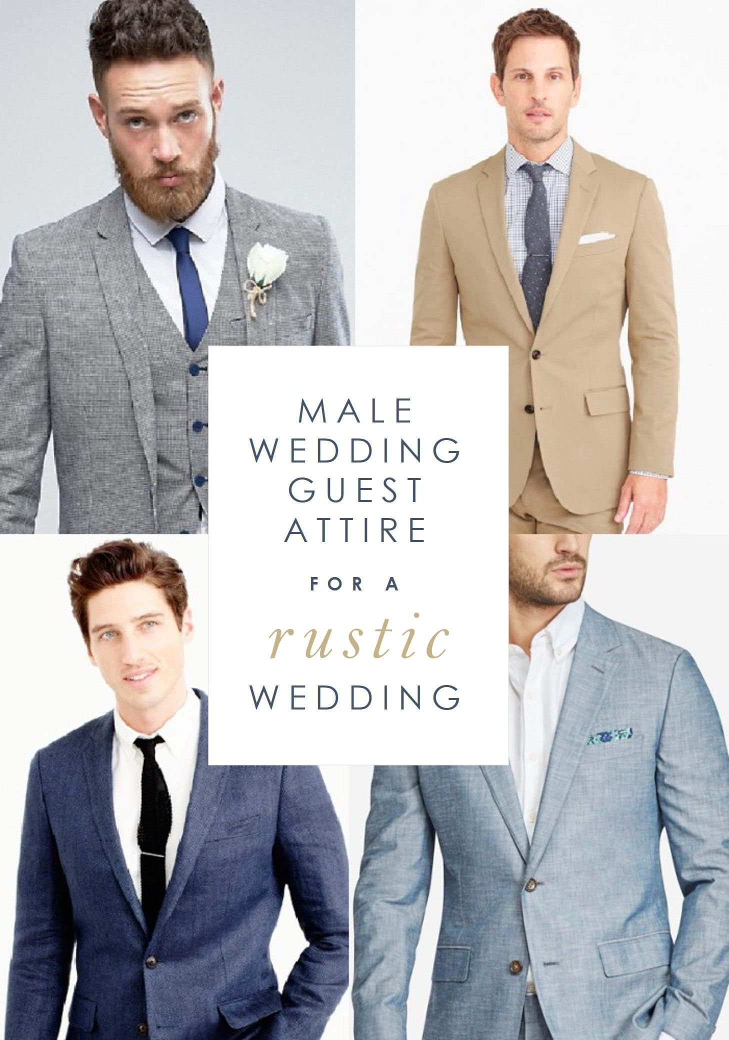 What Should A Guest Wear To A Rustic Wedding Hochzeitsgast