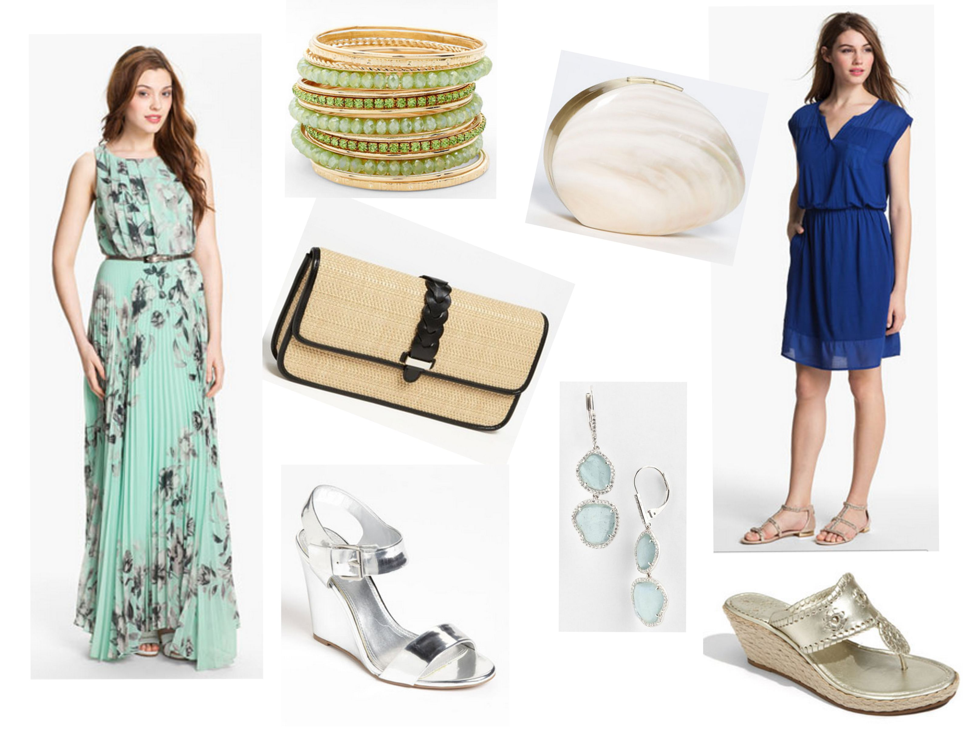 6 Outfits To Wear To A Backyard Style Wedding Wedding Reception